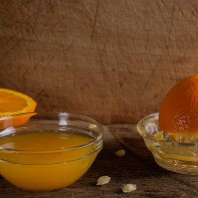 suc de portocale